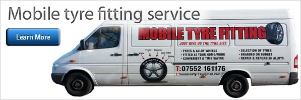 Mobile tyres